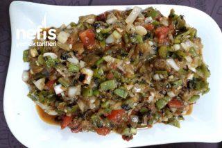 Patlıcan Salatası (Evde) Tarifi