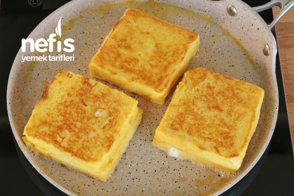 Tavada Yumurtalı Tost