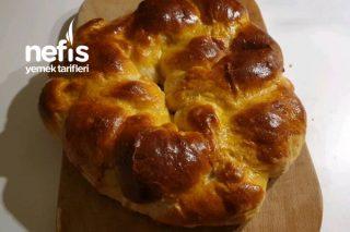 Zopf (Örgülü Tatlı Ekmek) Tarifi