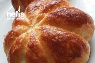 Bal Kabağı Şeklinde Çörek Tarifi