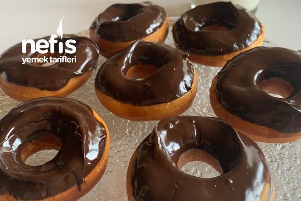 Donut (Hiç Yağ Çekmeyen Puf Puf) Tarifi