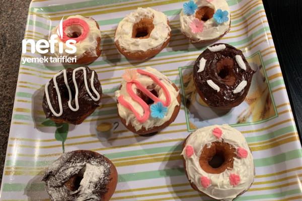 Doughnuts Tarifi