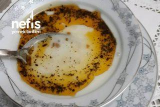 Erişteli Yoğurt Çorbasi Tarifi