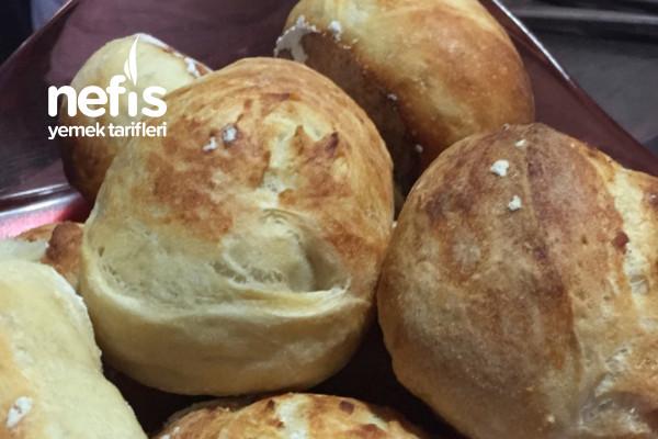 Fırın Tadında Ekmek Tarifi
