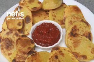 Fırınsız Patates Kebabı Tarifi