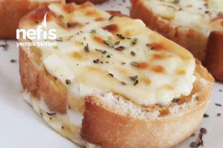Pratik Kahvaltılık Peynir Ekmekleri (Sahurluk) Tarifi