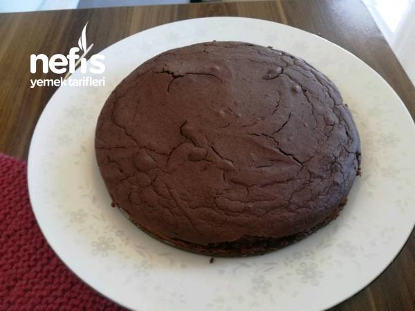 Pratik 4 Malzemeli Bol Çikolatalı Pasta