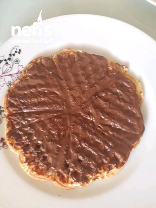 Waffle (Tüyolar İle)