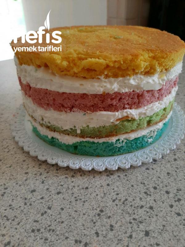 Dip Cake Pasta (Kızımın 1. Yaşı)
