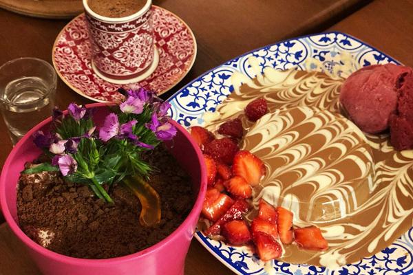 hümaliva çikolata