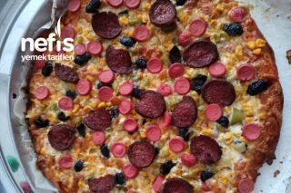 Pizza Pizza (Hazırdan Farkı Yok) Tarifi