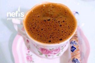 Bol Köpüklü Türk Kahvesi Tarifi