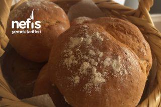 Çıtır ve 2 Gün Bayatlamayan Mini Tam Buğday Ekmeklerim Tarifi