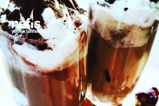 Dondurmalı Frappe Coffee Tarifi