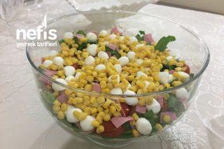 Enfes Roka Salatası Tarifi