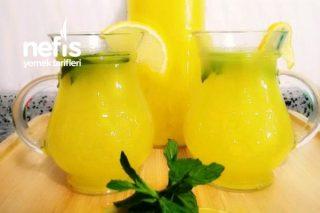 Ev Yapımı Limonata (Portakallı) Tarifi