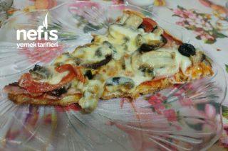 Evde Yapacağınız Süper Pizza Tarifi