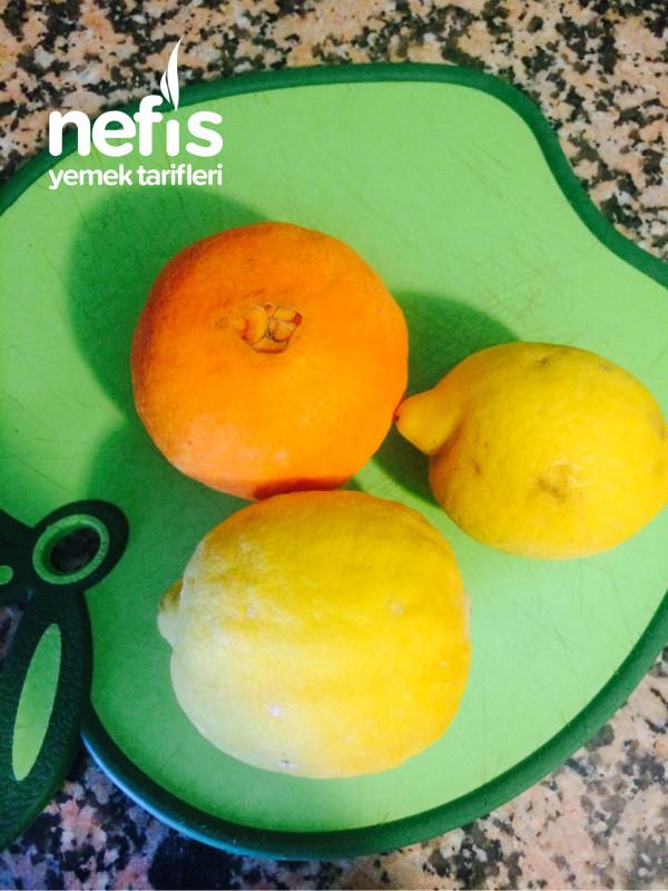İftara Serin Limonata