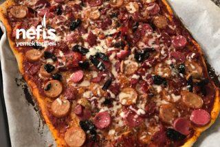 İtalyan İnce Pizza Tarifi
