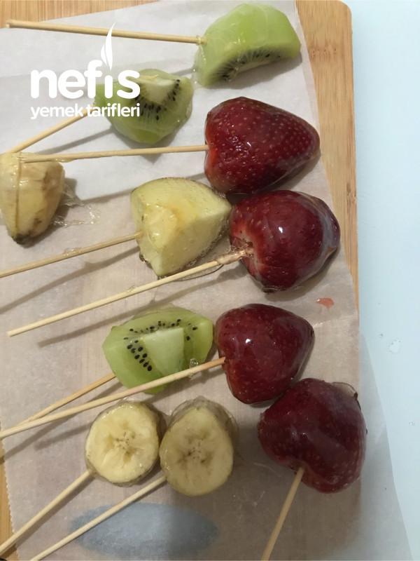 Meyveli Şekerler (Tanghulu)
