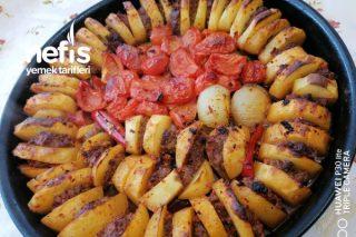 Patates Köfte Dizmesi Tarifi