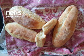 Yumuşacık Somun Ekmek Tarifi