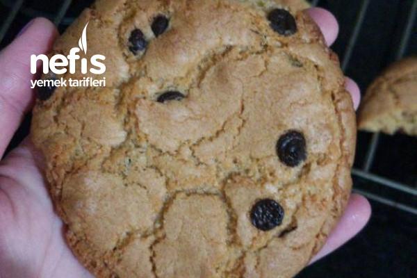 Chocolate Chips Cookie Tarifi