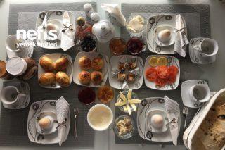 Kahvaltı Sunum Tarifi