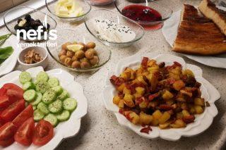 Sahur Kahvaltılarına Birebir Patates Sote Tarifi