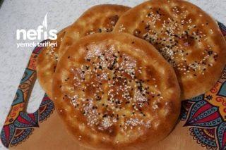 Tam Buğday Unlu Mini Ramazan Pidesi Tarifi