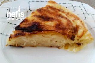 Tavada Börek (Mutlaka Deneyin Pratik Ve Lezzetli) Tarifi