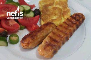 Tavuk Sosis (Dondurucuda Hazır Sosis) Tarifi