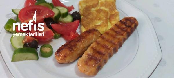 Tavuk Sosis   (Dondurucuda Hazır Sosis)