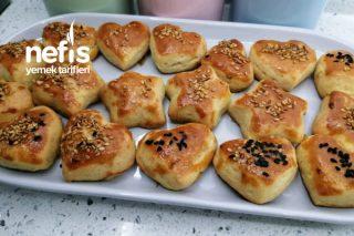 Tuzlu Kalpli Yıldız Pasta Tarifi