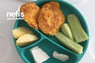 +8 Ek Gıda Patates ve Havuçlu Krep Tarifi