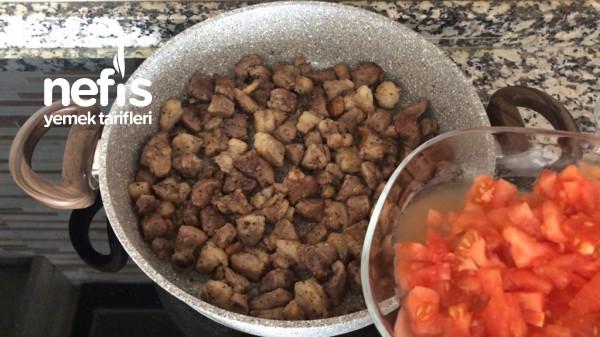 Afyon Kebabı (Ramazan Kebabı)