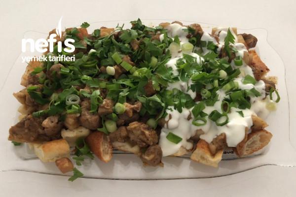 Afyon Kebabı (Ramazan Kebabı) (Videolu)