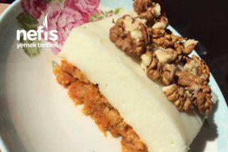 Havuçlu Muhallebili Pasta Tarifi