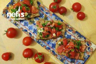 İtalyan Mutfağından Bruschetta Tarifi