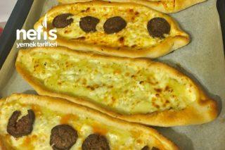 Peynir ve Patatesli Pide Tarifi