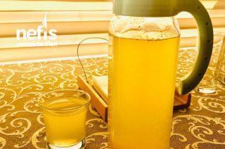 Rezeneli Soğuk Çay Tarifi