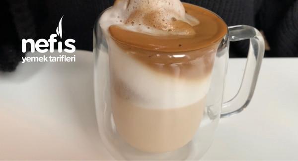 3 Malzemeli Ve Bol Köpüklü Kahve Yapımı (Dalgona Kahve)