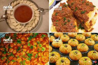 Ramazan Bereketi 5. Gün Menüsü Tarifi
