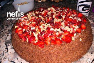 Tartolet Kalıbında Çikolatalı Kek Tarifi