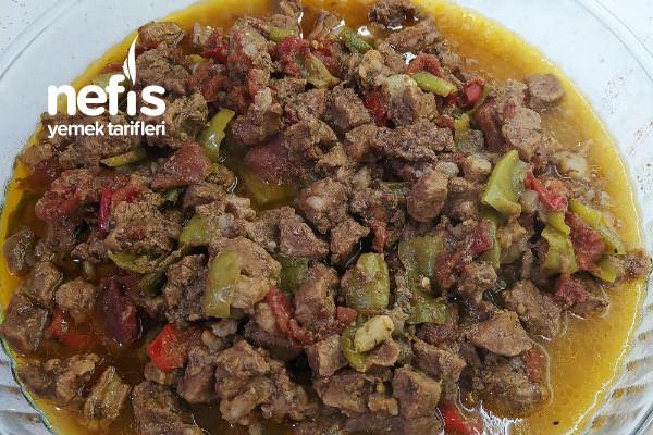 Yozgat Desti Kebabı Tarifi