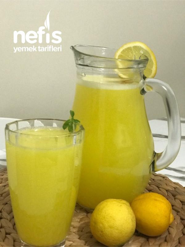 2 Limon 1 Portakaldan Serinleten Limonata