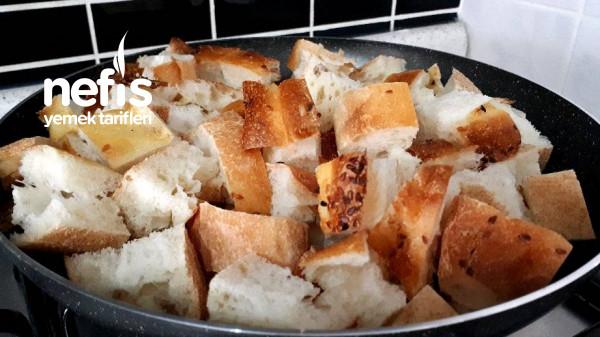 Bayat Ekmek Kebabı (Ramazan Pidesiyle)