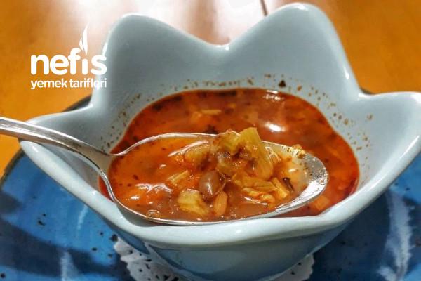 Ispanak Kökü Çorbası Tarifi