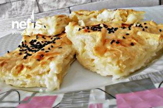 Peynirli Kaşarlı Börek Tarifi