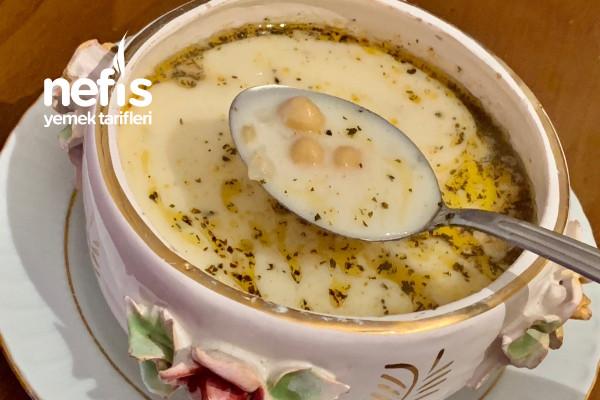 Yoğurtlu Çorba (Malatya Yöresi) Tarifi